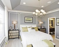 Bedroom Tray Ceiling