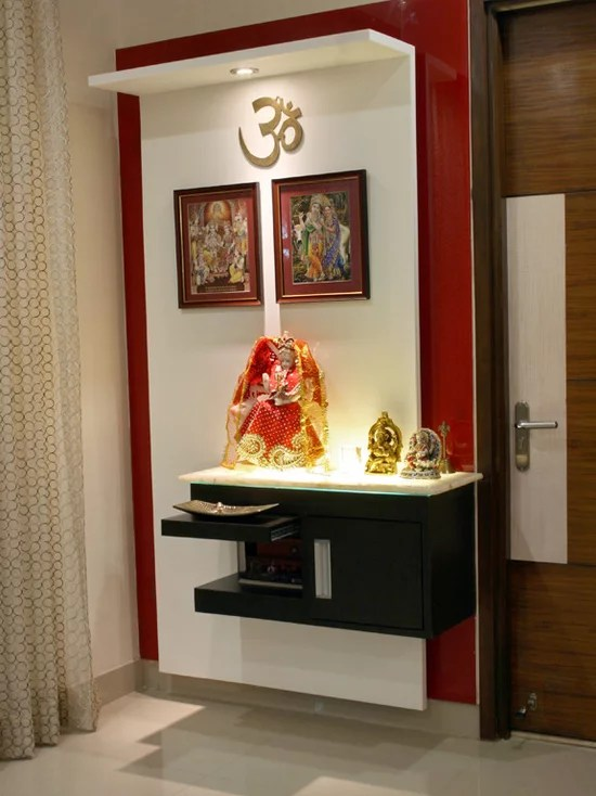 Awesome Designs For Temple At Home Gallery   Decoration Design   Indian  Home Temple Design Ideas