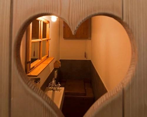 Badezimmer Im Chalet Stil   Badezimmer Chalet Stil