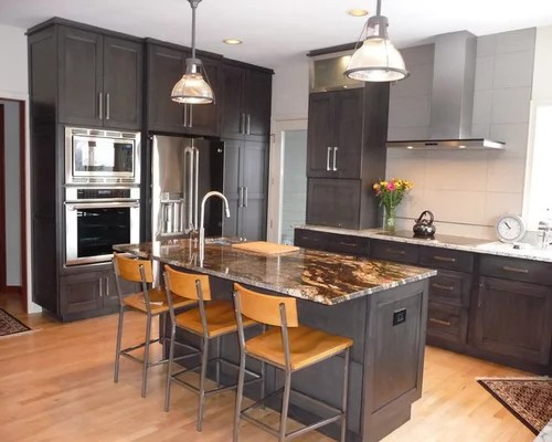 transitional shaped kitchen design ideas remodels photos inspiration small transitional shaped kitchen remodel