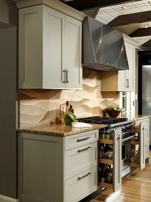 large transitional shaped eat kitchen photo dc metro inspiration small transitional shaped kitchen remodel