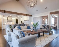 Farmhouse Family Room Design Ideas, Remodels & Photos | Houzz