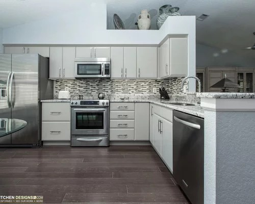 small shaped kitchen design photos multicolored backsplash small shaped eat kitchen design ideas remodels photos