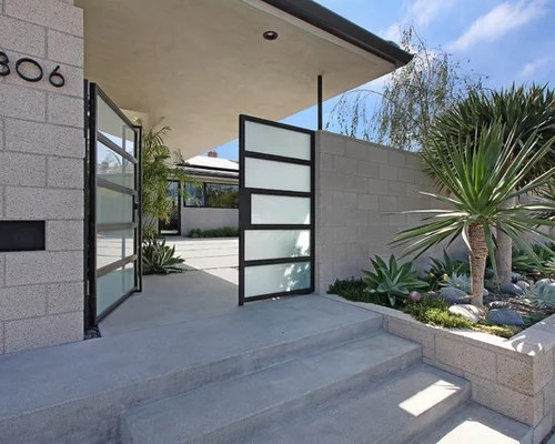 Big Residence With Art Gallery In Lower Level Je House. Main Door Design  For A Residence   Modern Steel Gate Houzz. Download