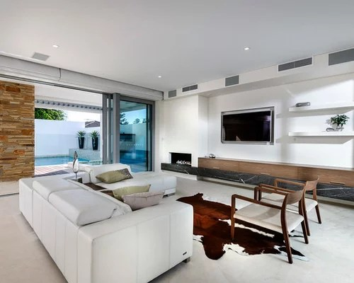 Casual Living Room Houzz - casual living rooms
