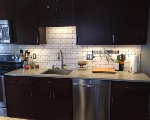 small contemporary kitchen design ideas remodel pictures shaker small eat kitchen design photos dark wood cabinets