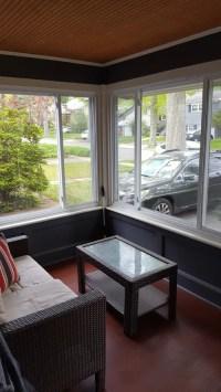 ISO SUN ROOM WINDOW TREATMENT IDEAS