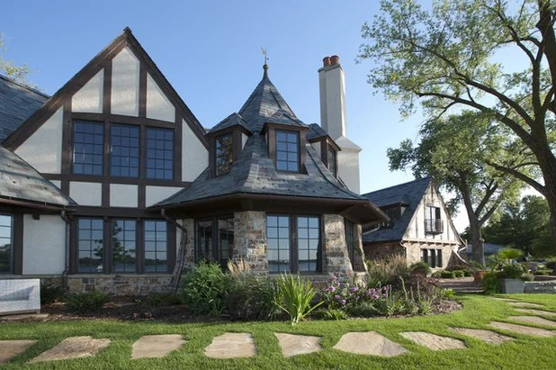 American Architecture: The Elements Of Tudor Style