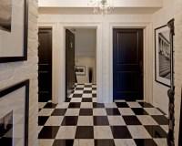 Black Interior Door White Trim Ideas, Pictures, Remodel ...