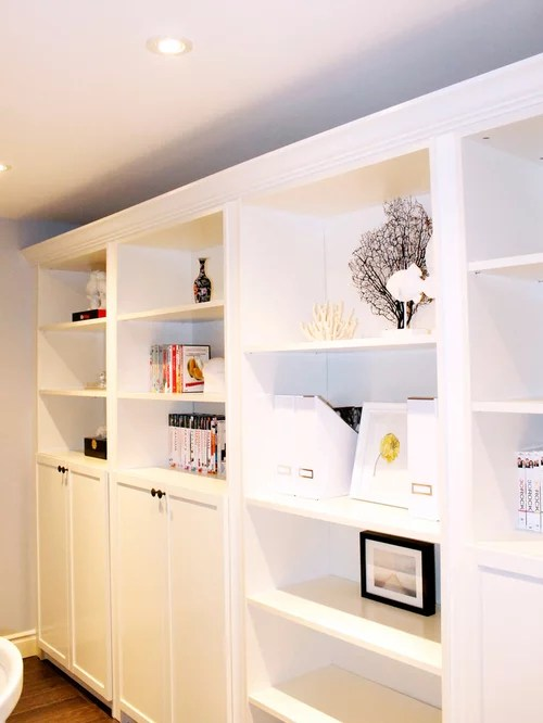 Ikea Billy Bookcase Hack Ideas Pictures Remodel And Decor
