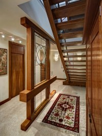 Wood And Glass Partition Home Design Ideas, Pictures ...