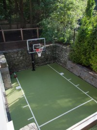 Backyard Basketball Courts | Houzz