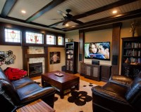 Basement Furniture Placement Ideas, Pictures, Remodel and ...