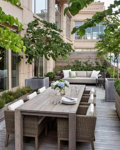 Pregunta al experto 7 plantas de exterior que harán de la terraza - Decoracion De Terrazas Con Plantas