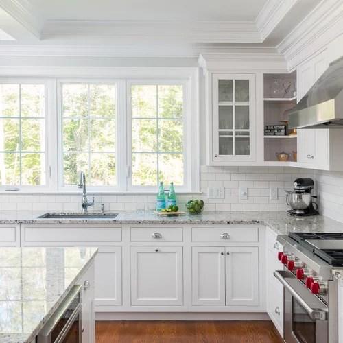 traditional kitchen design ideas renovations photos subway small traditional galley eat kitchen design photos medium