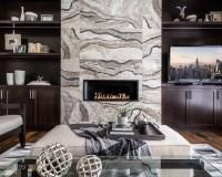 Top 30 Modern Family Room Ideas & Photos   Houzz