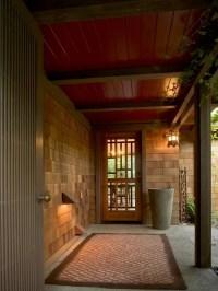 Asian Entryway Design Ideas, Renovations & Photos with a ...