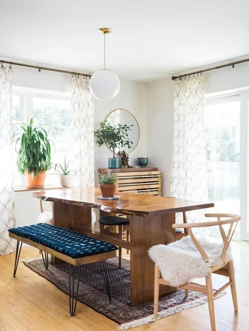 Best 70 Eclectic Dining Room Ideas Houzz