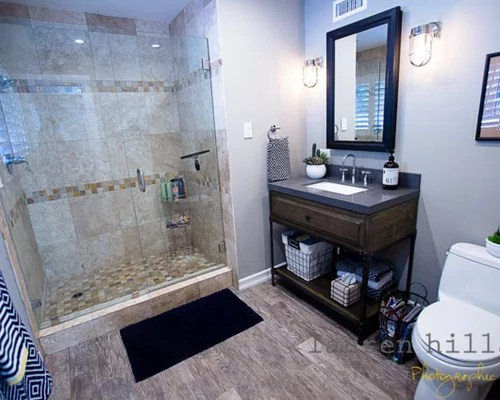 Teen Boy Bathroom Ideas, Designs \ Remodel Photos Houzz - boy bathroom ideas