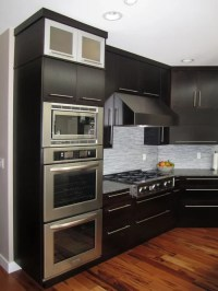 Double Oven Microwave Cabinet Ideas, Pictures, Remodel and ...