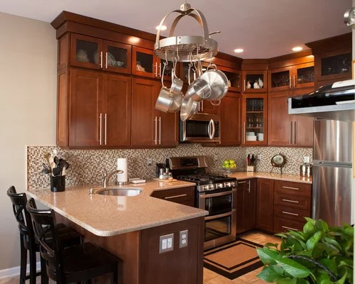 corner sink small kitchen home design ideas pictures remodel small eat kitchen transitional home design photos