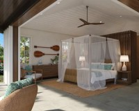 5,000 Tropical Bedroom Design Ideas & Remodel Pictures | Houzz