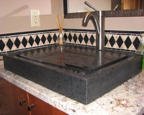 Vessel Sink Installations