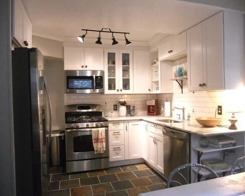small galley kitchen ideas home design ideas renovations photos small traditional galley eat kitchen design photos medium