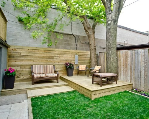 Houzz | Bi Level Backyard Design Ideas & Remodel Pictures