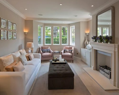 Peach Living Room Ideas \ Design Photos Houzz - peach living room