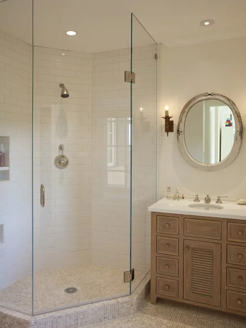 Houzz Showers Glass Shower Enclosure | Houzz