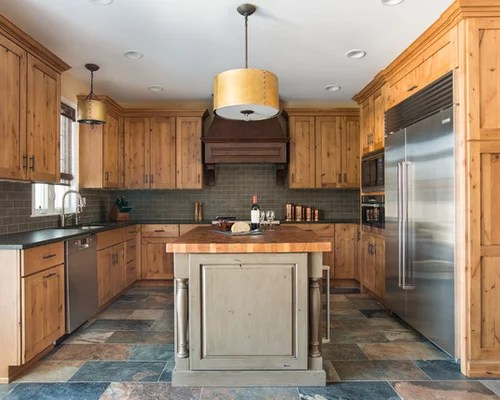 inspiration mid sized rustic shaped eat kitchen remodel rustic kitchen design ideas remodel pictures houzz