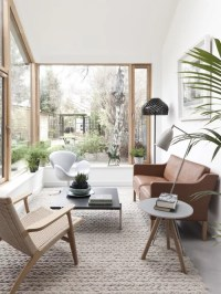 Midcentury Sunroom Design Ideas, Remodels & Photos with ...