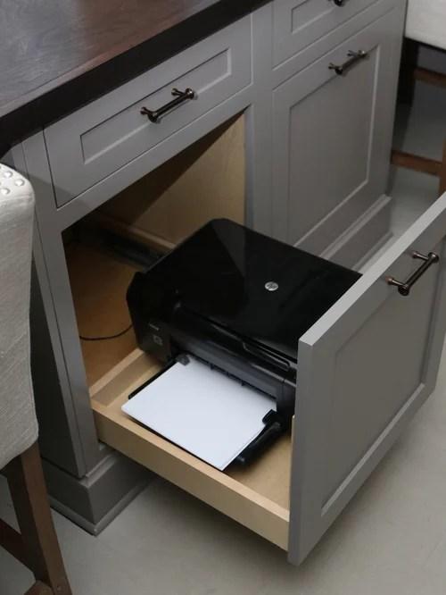 Hidden Printer