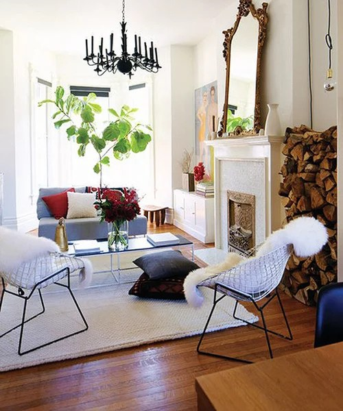 Esszimmer Cottage Eclectic Modern Living Room | Houzz
