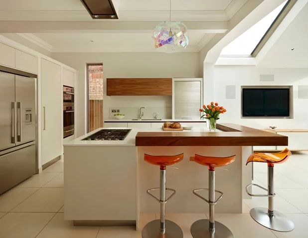 Kitchen planning how to pick the best position and layout