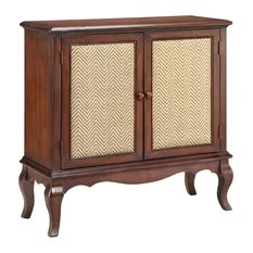 Tropical Accent Chests and Cabinets