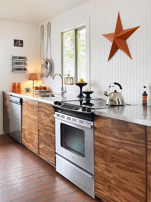 Houzz   Plywood Countertop Design Ideas & Remodel Pictures