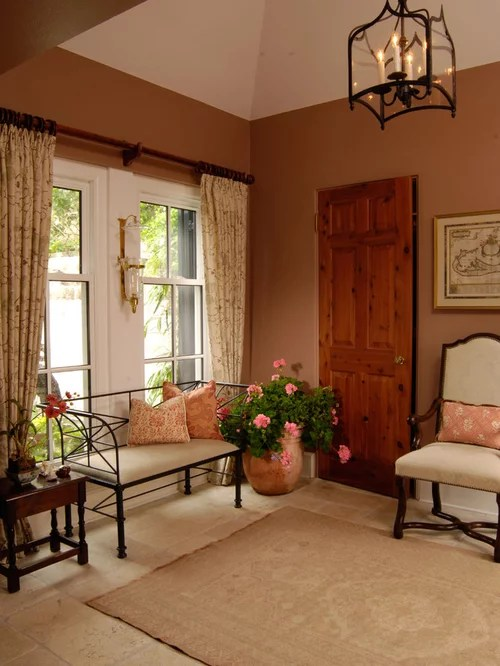 Southwestern Accent Chairs Terracotta Paint Colors | Houzz