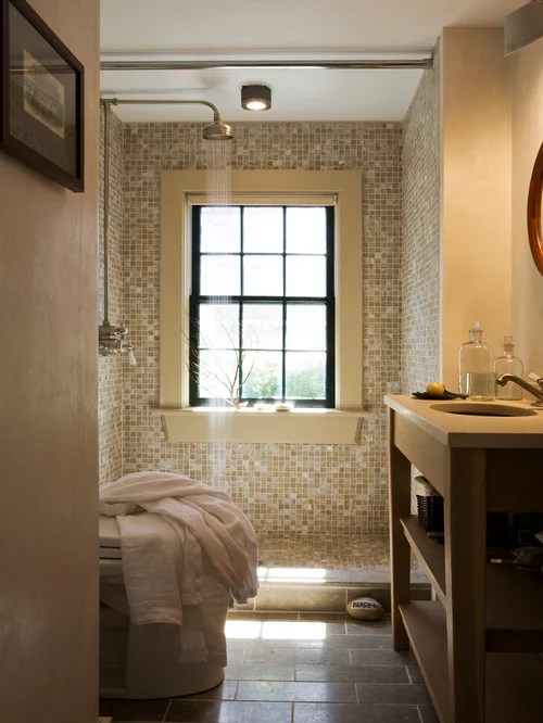 Atlanta Residential Architects Window In Shower | Houzz