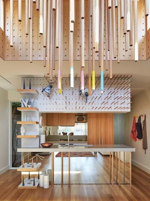 eat kitchen design photos mirror splashback concrete small eat kitchen design ideas renovations photos