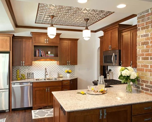 small shaped eat kitchen design photos ceramic backsplash small shaped eat kitchen design ideas remodels photos