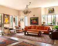 Eclectic Living Room Design Ideas, Renovations & Photos ...