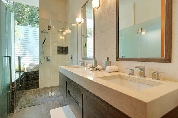 Master Bathroom Choices One Sink Or Two
