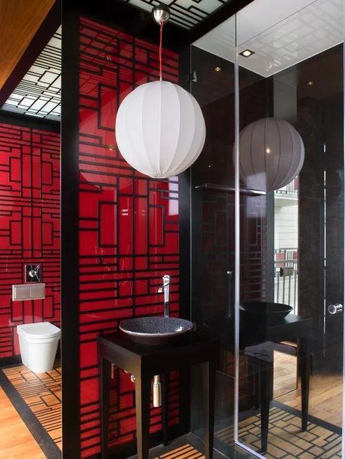 Chinese restaurant design houzz