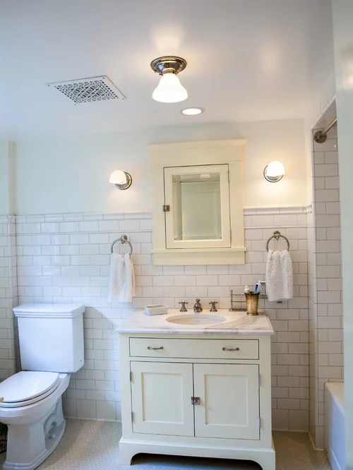 1 8 Grout Line Subway Tile Walls | Houzz