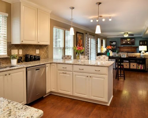 kitchen design ideas remodel pictures brown backsplash small shaped eat kitchen design ideas remodels photos