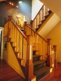 Craftsman Stair Railing | Houzz