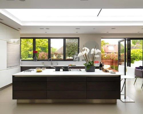 large contemporary shaped eat kitchen idea london flat small contemporary shaped eat kitchen idea moscow flat