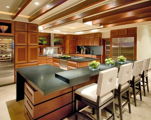 inspiration contemporary kitchen remodel hawaii modern eat kitchen designs